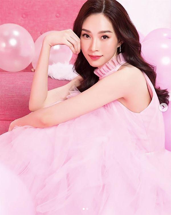 Hoa hậu Thu Thảo lại gây thương nhớ với nhan sắc thần tiên tỷ tỷ-2