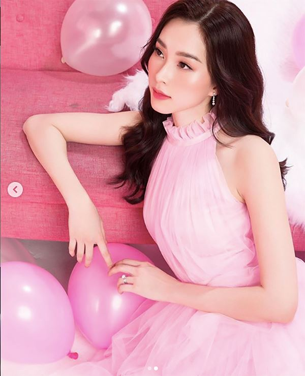 Hoa hậu Thu Thảo lại gây thương nhớ với nhan sắc thần tiên tỷ tỷ-3