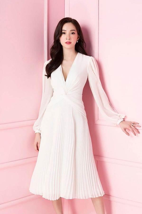 Hoa hậu Thu Thảo lại gây thương nhớ với nhan sắc thần tiên tỷ tỷ-4
