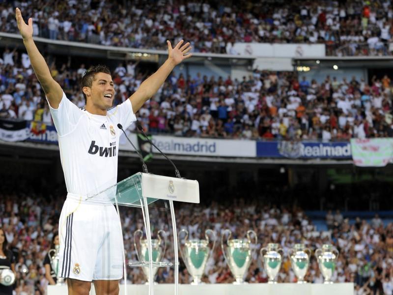 Real Madrid và vinh quang nghịch lý có tên Cristiano Ronaldo-1