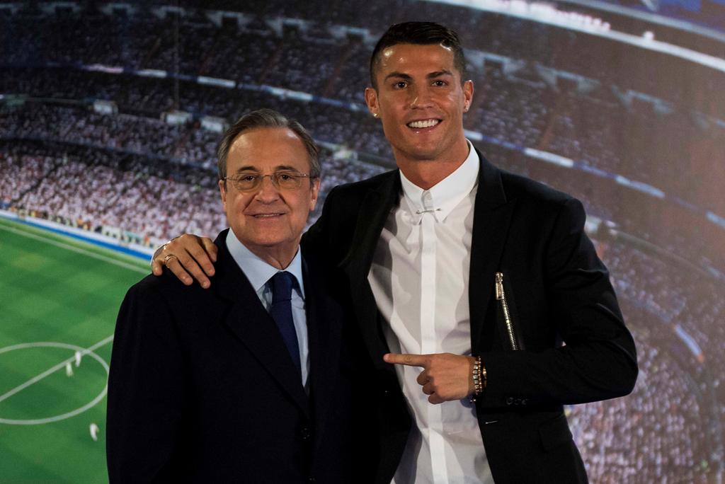 Real Madrid và vinh quang nghịch lý có tên Cristiano Ronaldo-2