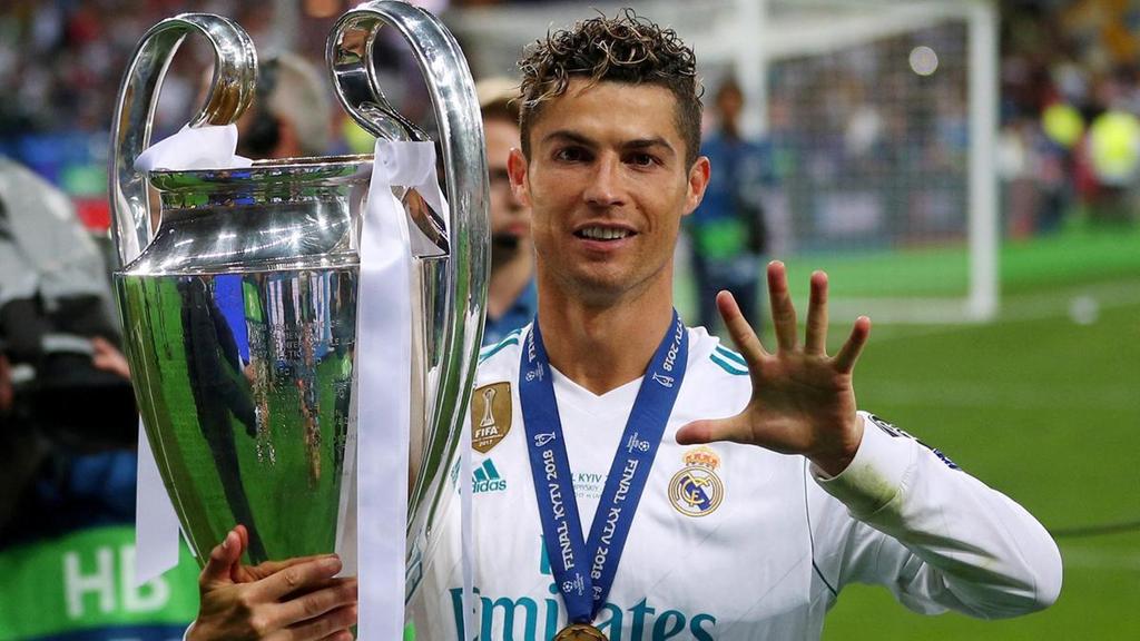 Real Madrid và vinh quang nghịch lý có tên Cristiano Ronaldo-3