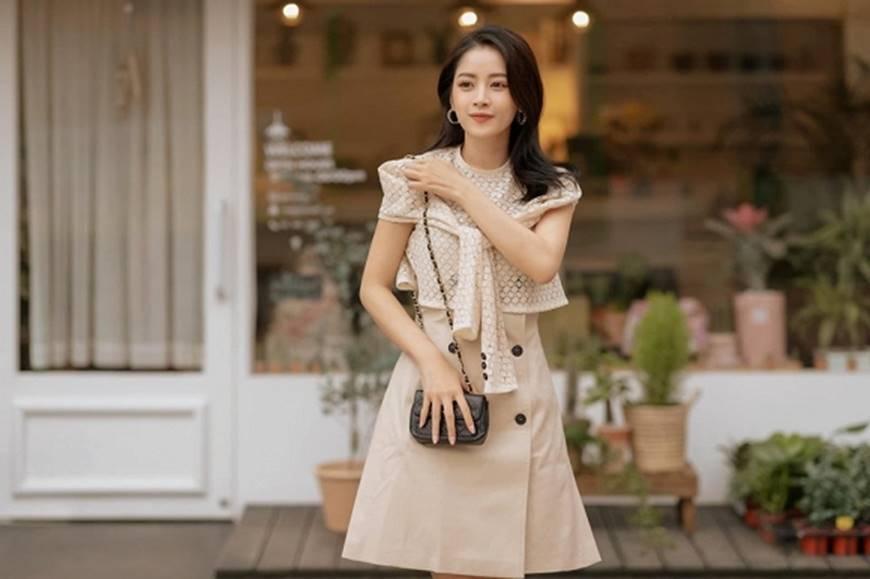 Diện trang phục như cô nàng công sở, Chi Pu cũng đẹp hết phần thiên hạ-4