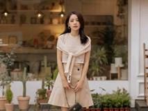 Diện trang phục như cô nàng công sở, Chi Pu cũng đẹp hết phần thiên hạ