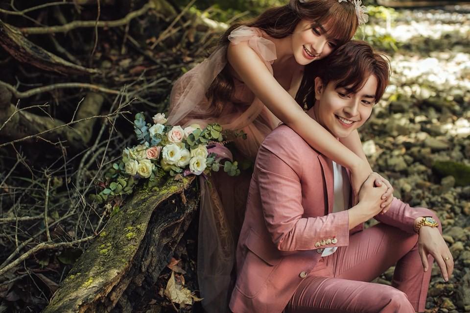 Khẳng định không cưới chạy bầu, ảnh cưới của Thu Thủy vẫn tiếp tục khiến dân mạng hoài nghi khi nhìn đến vòng 2-2