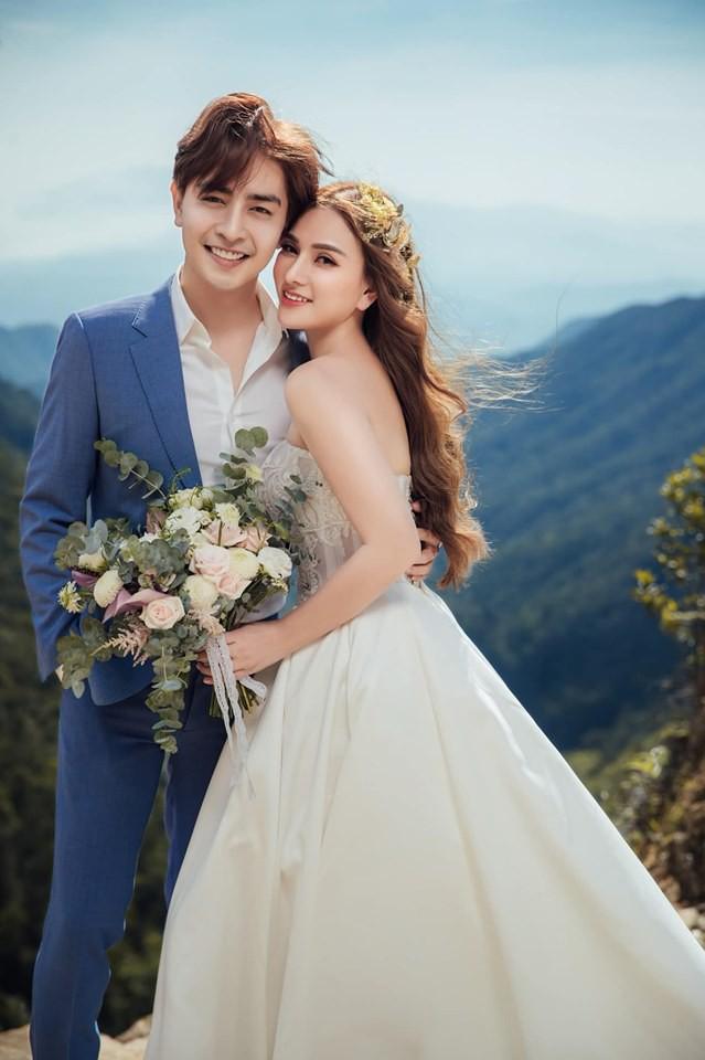 Khẳng định không cưới chạy bầu, ảnh cưới của Thu Thủy vẫn tiếp tục khiến dân mạng hoài nghi khi nhìn đến vòng 2-3