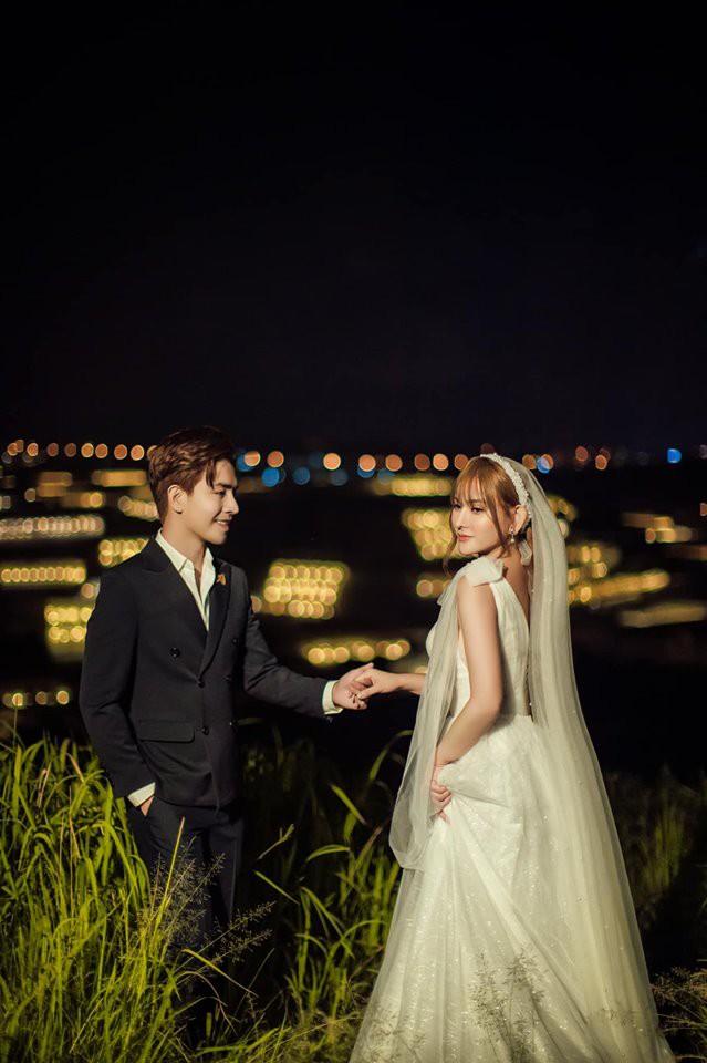 Khẳng định không cưới chạy bầu, ảnh cưới của Thu Thủy vẫn tiếp tục khiến dân mạng hoài nghi khi nhìn đến vòng 2-10