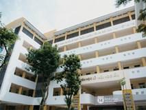 Xuất hiện ngôi trường cấp 3 công lập cao nhất Hà Nội, siêu đẹp và hiện đại với vô vàn góc sống ảo xịn sò