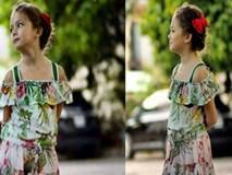 Mới 7 tuổi, con gái Hồng Nhung đã lộ rõ vẻ lai Tây xinh đẹp, được dự báo trở thành mỹ nhân tương lai của Vbiz