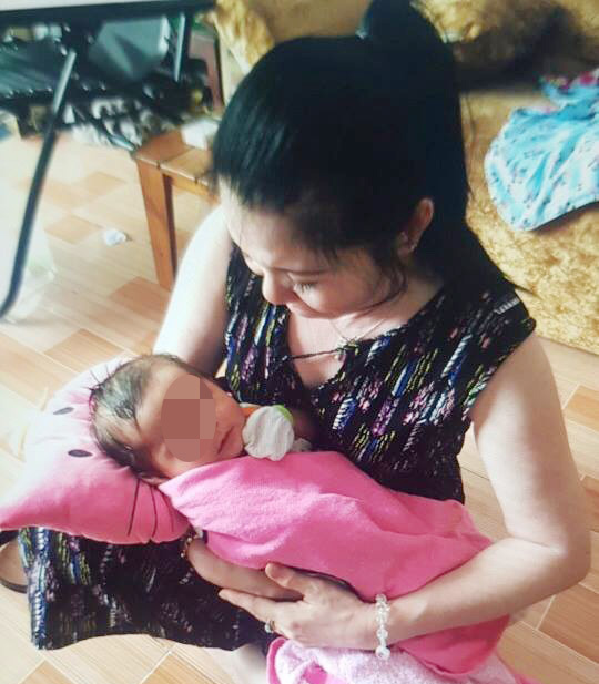Diễn biến mới vụ ADN con gái nuôi của nữ chủ tịch phường-2