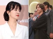 Tìm ra thời điểm Song Song trục trặc: Song Hye Kyo không dự hôn lễ quản lý của chồng, Song Joong Ki đầy khó xử