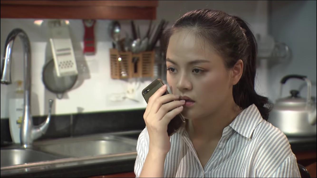 Về nhà đi con tập 58: Quốc - Huệ ngày càng động chạm thân mật, nhưng kịch đang hay thì Khải... trốn trại trở về?-9
