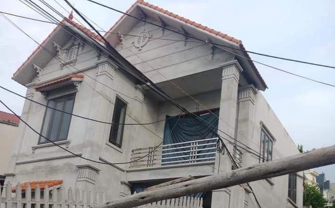 Hà Nội: Bí ẩn căn nhà 2 tầng khang trang xây gần 1 tỷ bị lún sâu 4 mét-1