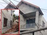 """Di dời 3 hộ dân quanh hố tử thần nuốt"""" ngôi nhà 2 tầng ở Hà Nội-3"""