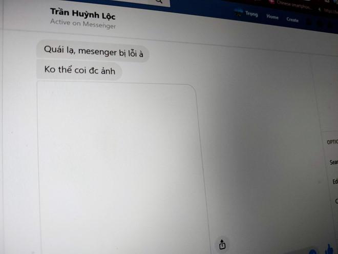 Messenger, Facebook, Instagram gặp sự cố, người dùng VN bức xúc-1
