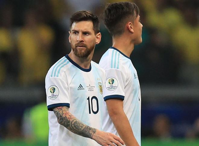 Lionel Messi quyết làm lại từ đầu cùng tuyển Argentina-1