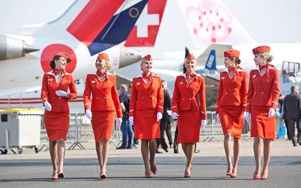 Chiêm ngưỡng dàn chân dài quyến rũ của các hãng hàng không nổi tiếng-17