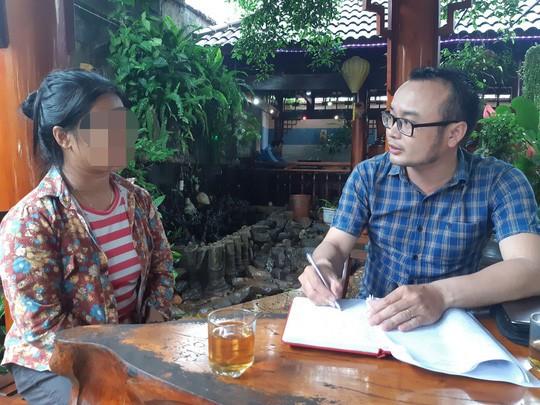 Vụ cô gái khuyết tật tố bị chủ cưỡng hiếp: Tiết lộ sốc từ người vợ-1
