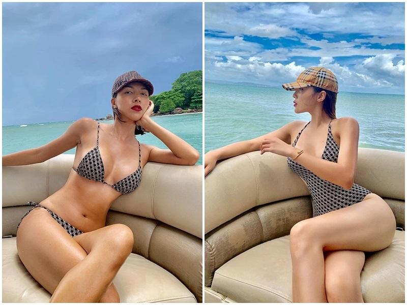 Những lần diện đồ đôi sexy, gắn như hình với bóng của Kỳ Duyên - Minh Triệu-3