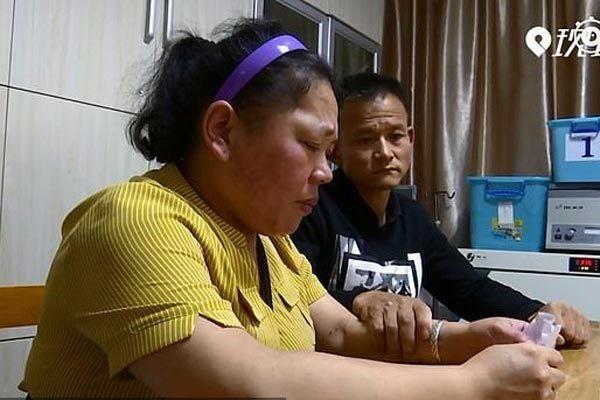 Vợ chồng ung thư rút thăm chọn người được sống chăm con-1