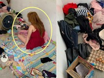 Căn phòng của một hot girl bẩn đến mức khiến bạn sang chơi hoảng sợ