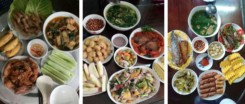 Mẹ 8x gợi ý mâm cơm tự nấu cho chị em, chỉ hơn 100k/bữa nhưng đầy đủ các món cho 4 người lớn, 3 trẻ nhỏ-4