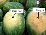 Bỏ túi chiêu đơn giản: Nhìn 3 giây biết ngay trái cây chứa hóa chất hay không, người bán hàng cũng nể phục-2