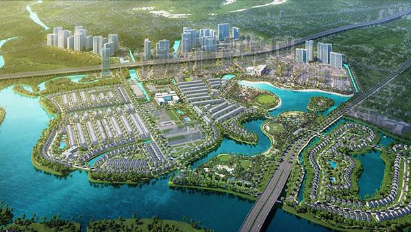 Ra mắt 'Thành phố thông minh - công viên' Vinhomes Grand Park-1