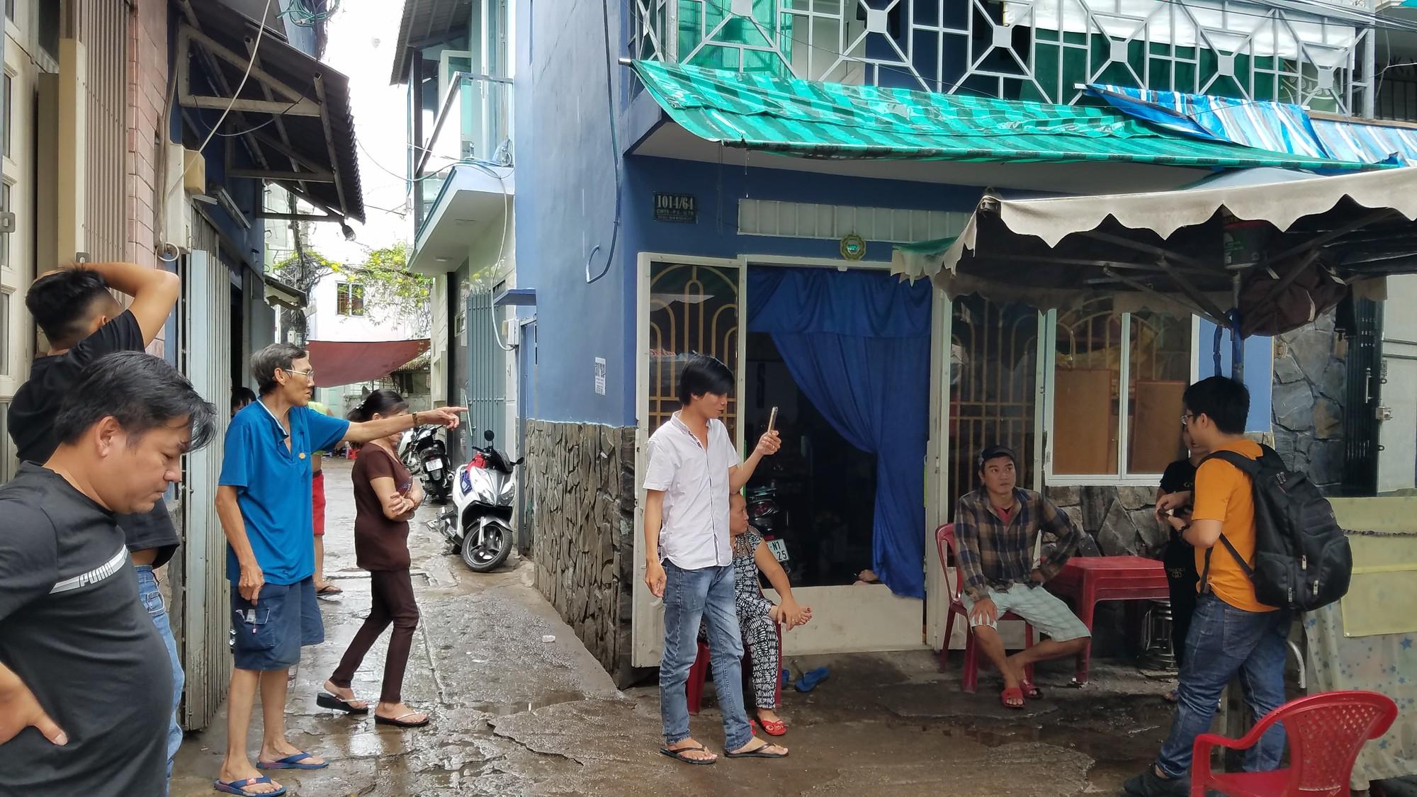 Khu phố nơi cả chục người cùng bị ngộ độc sau tiệc cưới ngày 30/6 bức xúc: Có đến 10 em bé ở xóm này phải nhập viện-5