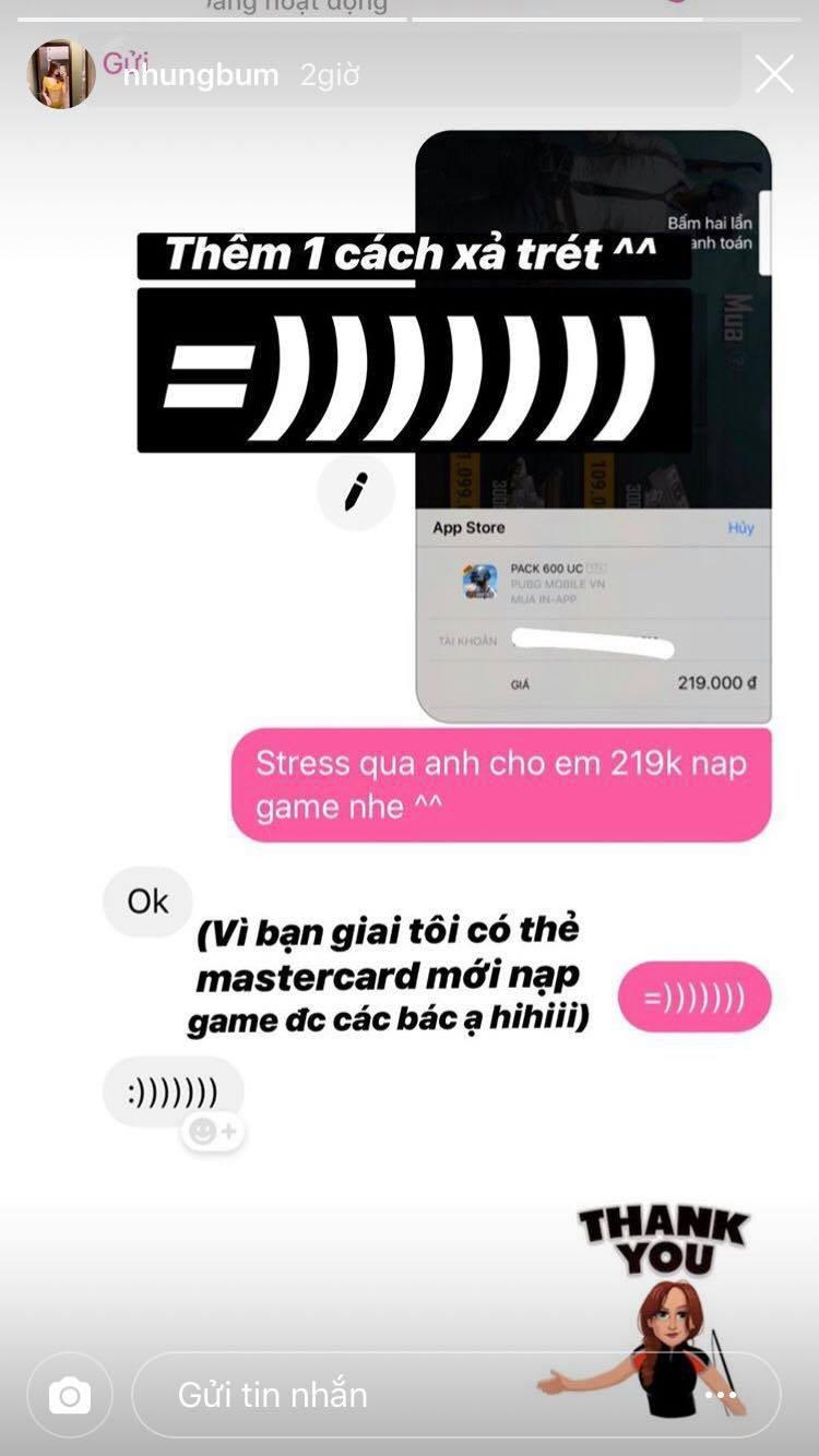 Chiều bạn gái như Văn Toàn: Cho cả tiền nạp game để xả stress-1