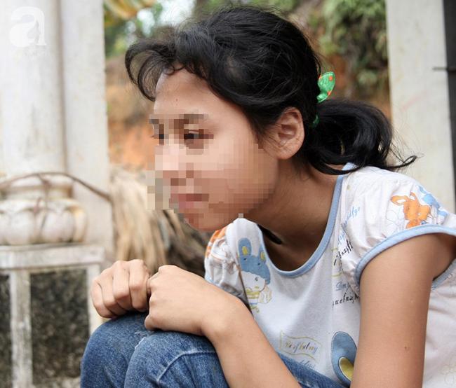 Xót xa cảnh bé gái 14 tuổi vụng về chăm con trai 1 tháng tuổi vì bị chính bố ruột hiếp dâm: Khi khăn tang mẹ vẫn còn trên đầu-2