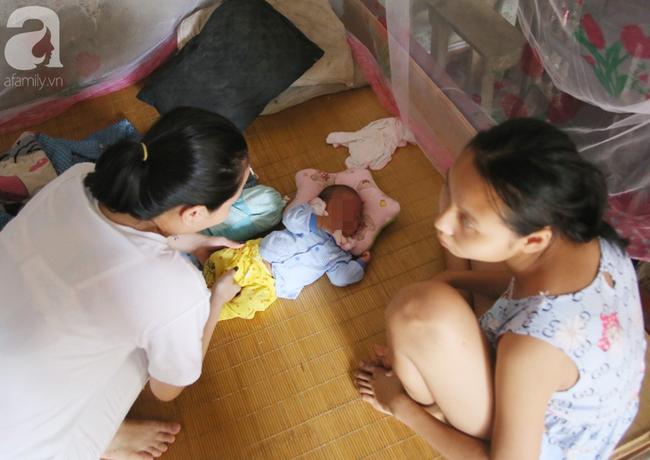 Xót xa cảnh bé gái 14 tuổi vụng về chăm con trai 1 tháng tuổi vì bị chính bố ruột hiếp dâm: Khi khăn tang mẹ vẫn còn trên đầu-3