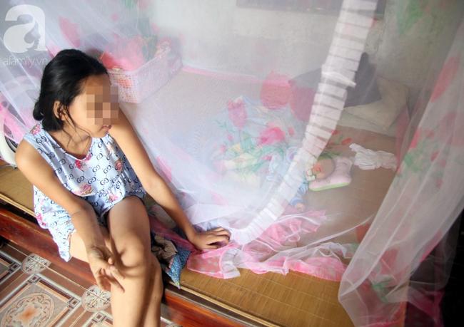 Xót xa cảnh bé gái 14 tuổi vụng về chăm con trai 1 tháng tuổi vì bị chính bố ruột hiếp dâm: Khi khăn tang mẹ vẫn còn trên đầu-5