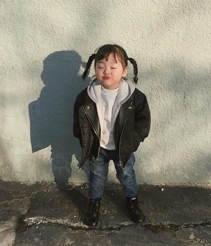 Hot kid Hàn có 1,7 triệu follow khoe mặc áo dài, đội nón lá ở Đà Nẵng-8