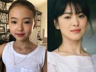 Góp mặt trong quảng cáo kem, 'bản sao nhí' của Song Hye Kyo gây phẫn nộ, bị chỉ trích hình ảnh gợi dục, cổ xúy ấu dâm
