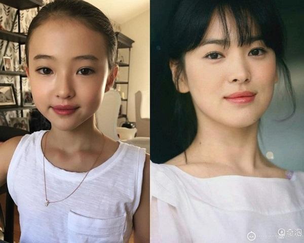 Góp mặt trong quảng cáo kem, bản sao nhí của Song Hye Kyo gây phẫn nộ, bị chỉ trích hình ảnh gợi dục, cổ xúy ấu dâm-9