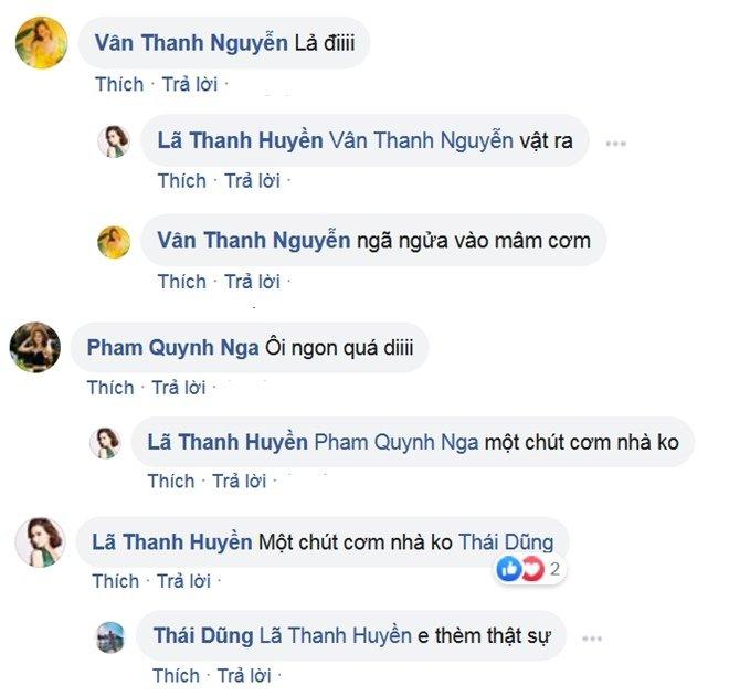 Lã Thanh Huyền khoe bữa ăn ngon khó cưỡng nhưng bình luận của hội bạn thân gây chú ý-5