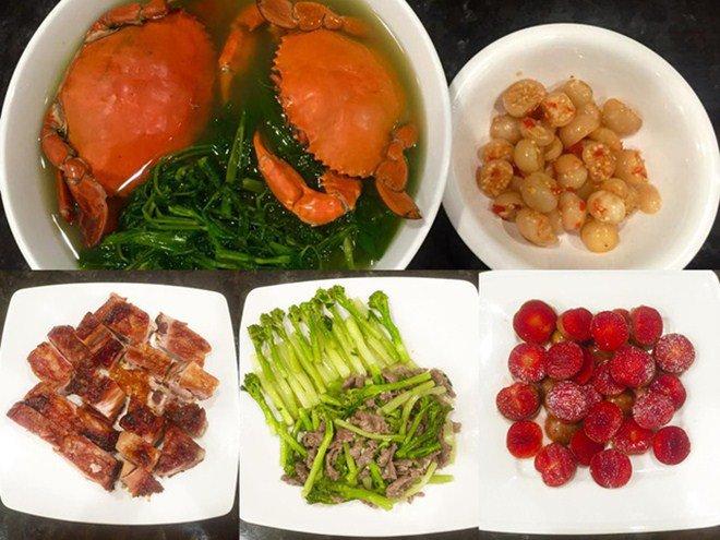 Lã Thanh Huyền khoe bữa ăn ngon khó cưỡng nhưng bình luận của hội bạn thân gây chú ý-18