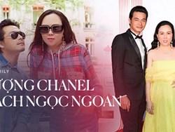 """Mặc kệ gạch đá dư luận, Phượng Chanel vẫn là fashion icon trong mắt """"kẻ si tình"""" Ngọc Ngoan"""