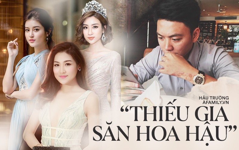 Thiếu gia công khai hôn Hoa hậu Đỗ Mỹ Linh: Gia thế và khối tài sản khủng, bảng thành tích tình ái hoành tráng với hàng loạt Á hậu, Hoa hậu Việt-1