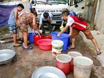 Hà Nội: Nguy cơ ngừng cấp nước sạch từ chiều 5/7 khiến người dân hoang mang