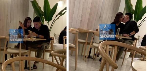 Thiếu gia Bảo Hưng có động thái bất ngờ sau khi bị đồn lộ ảnh hôn Hoa hậu Đỗ Mỹ Linh trong quán cafe-1
