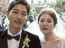 Báo Hong Kong đưa tin Song Hye Kyo có đại gia chăm sóc, tặng bất động sản, Song Joong Ki tức giận đâm đơn ly hôn