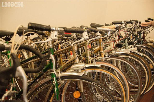 Những chiếc xe đạp cổ giá bằng cả chiếc ô tô-2
