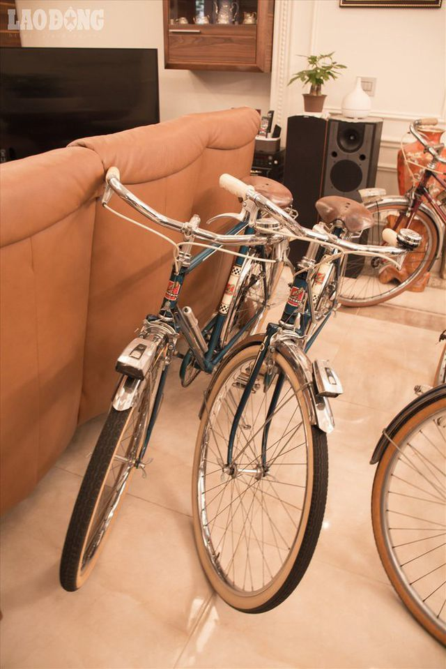 Những chiếc xe đạp cổ giá bằng cả chiếc ô tô-4