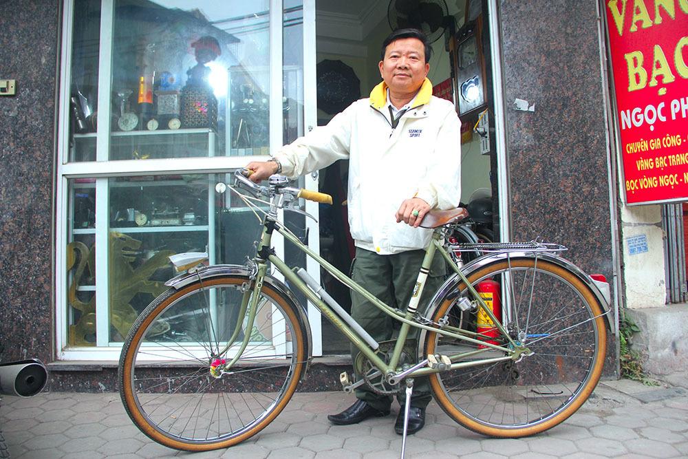 Những chiếc xe đạp cổ giá bằng cả chiếc ô tô-6