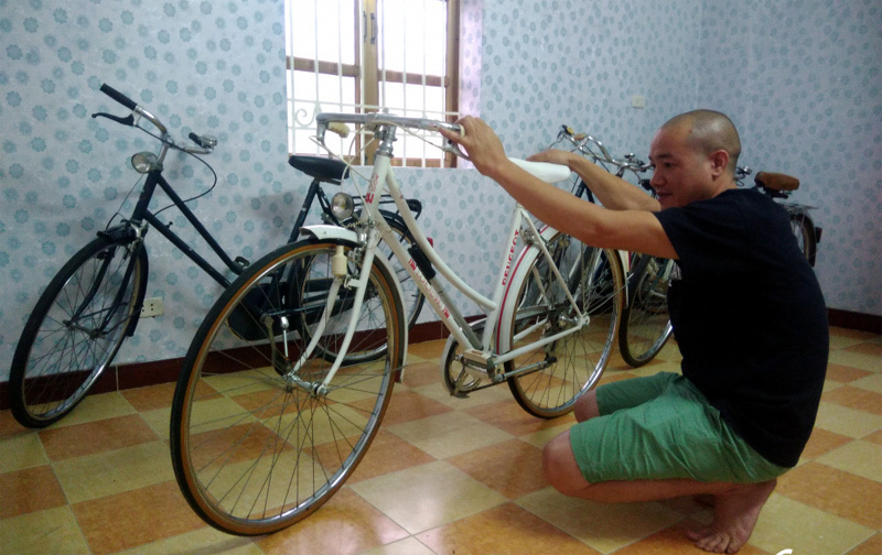 Những chiếc xe đạp cổ giá bằng cả chiếc ô tô-10