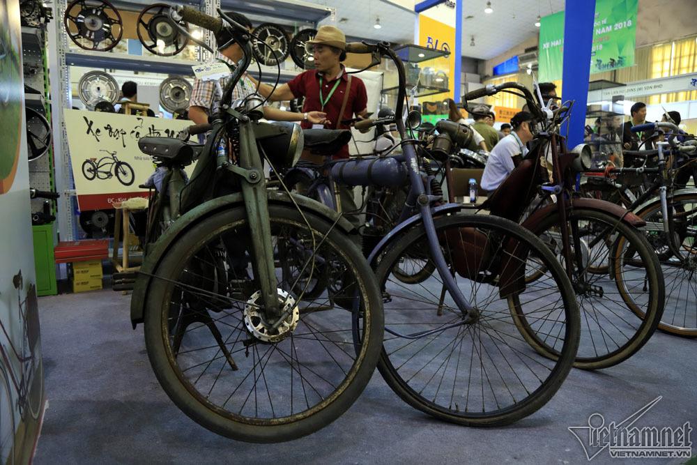 Những chiếc xe đạp cổ giá bằng cả chiếc ô tô-14