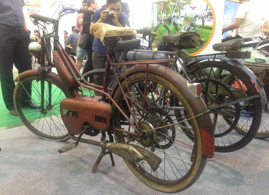 Những chiếc xe đạp cổ giá bằng cả chiếc ô tô-16