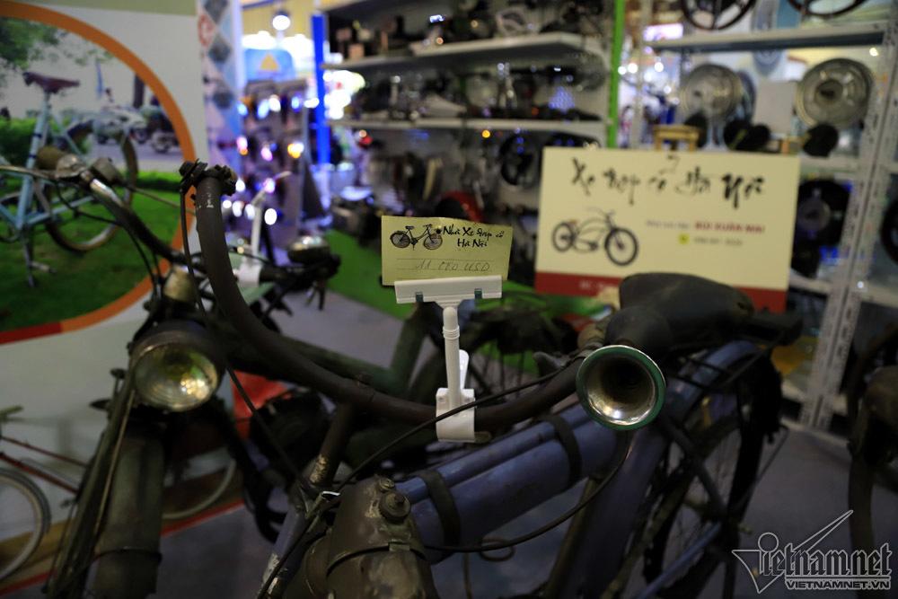 Những chiếc xe đạp cổ giá bằng cả chiếc ô tô-17